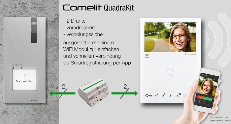 Comelit Banner QuadraKit